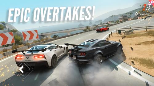 android araba yarışı oyunu