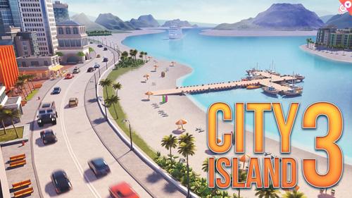android şehir kurma oyunu