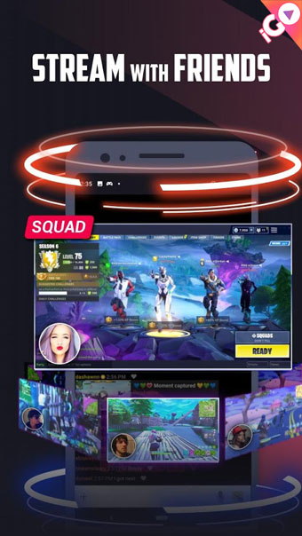 android stream online app