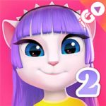 My Talking Angela 2 APK v1.0.1.87 Para Hileli