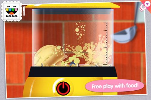 android yemek pişirme oyunu