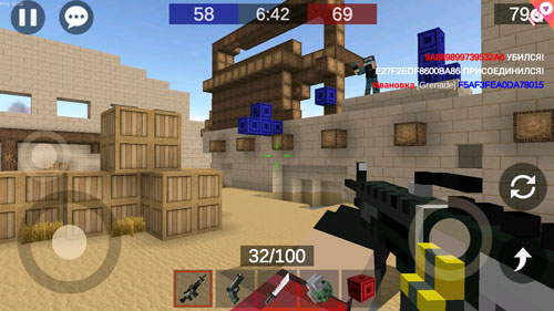 pixel-combats-2-apk-mod