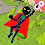 Stickman Superhero APK v1.5.6 Para Hileli Mod