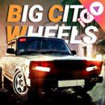 Big City Wheels – Courier Simulator APK v1.28 Para Hileli