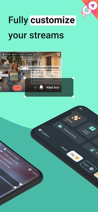 android facebook yayın açma