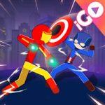 Super Stickman Heroes Fight APK v3.0 Para Hileli Mod
