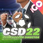 Club Soccer Director 2022 APK 1.2.8 Para Hileli – CSD 22