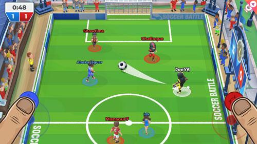 soccer-battle-apk-hile-mod